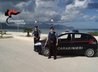 Un 35enne arrestato dai carabinieri a San Vito Lo Capo per maltrattamenti in famiglia