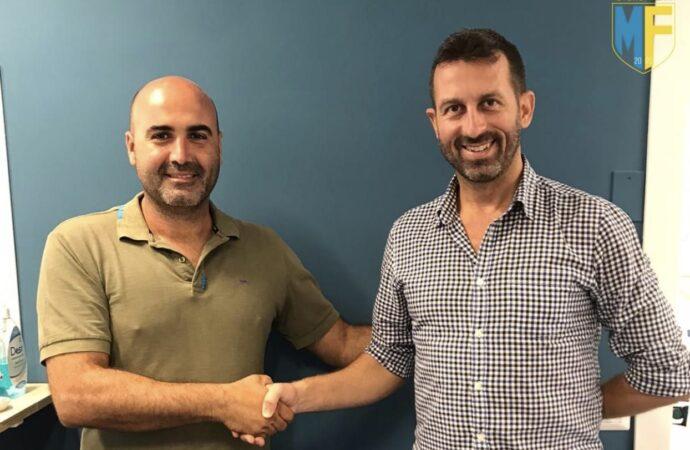 Sport, Enzo Bruno allenatore dell'Asd Futsal Mazara 2020