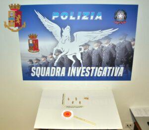 Un marsalese denunciato dalla polizia per detenzione a fini di spaccio di sostanze stupefacenti