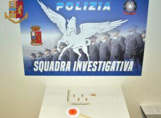 Mazara, la polizia arresta per droga un giovane nigeriano in trasferta da Palermo