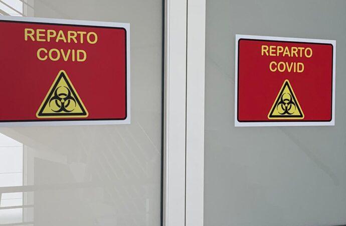 Coronavirus, deceduto anziano nel reparto Covid di Mazara