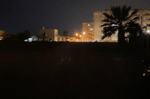Mazara, 4 strade al buio per diverse ore a causa di lavori potatura alberi in un'abitazione