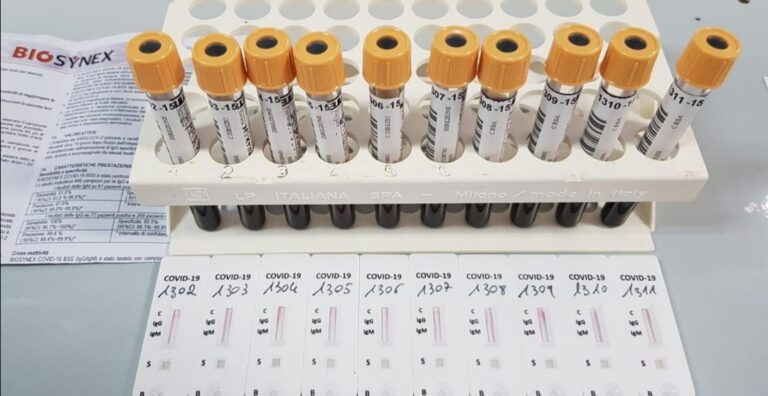 Coronavirus, sei nuovi casi positivi a Mazara