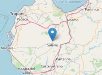 Lieve scossa di terremoto a Salemi