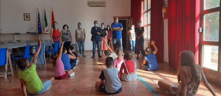Avviato a Petrosino un centro estivo per bambini