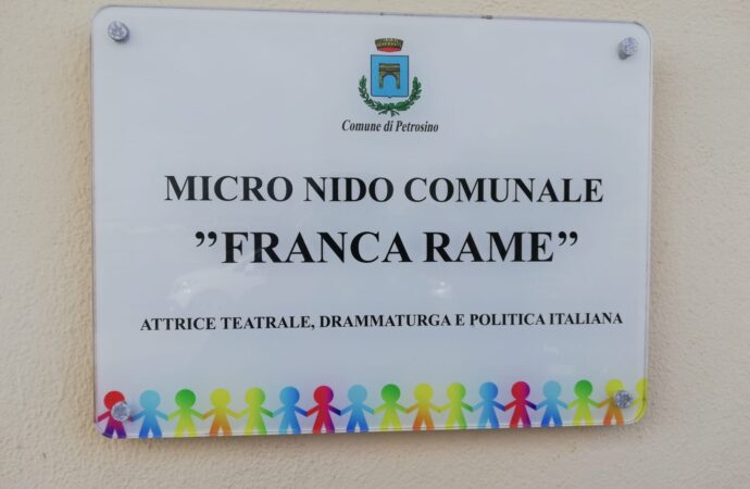 Asilo nido, a Petrosino aperte le iscrizioni per l'anno didattico 2020-2021