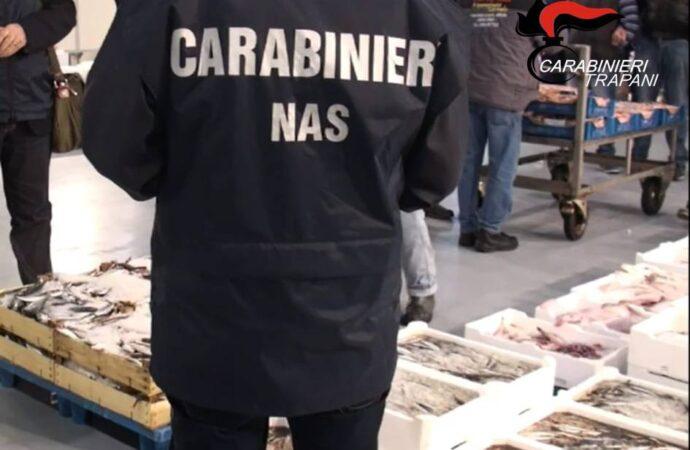 Controlli dei carabinieri  del Nas in agriturismi a Marsala,  sequestrati 21 Kg di alimenti