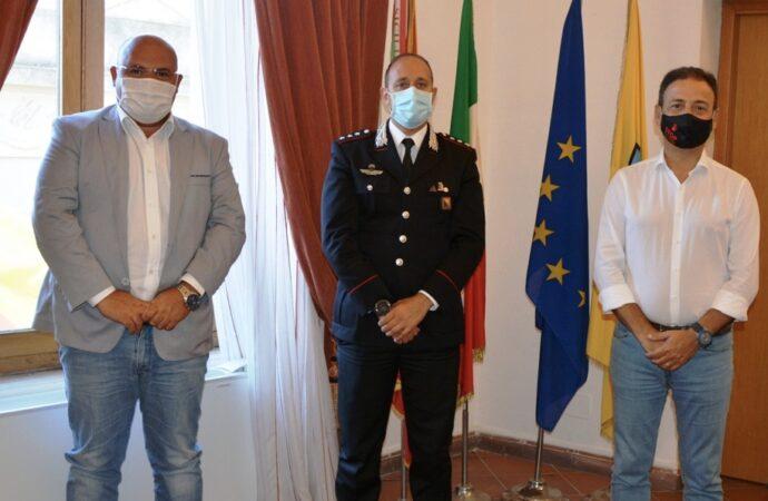 Mazara, dopo 4 anni il capitano Miggiano lascia il comando della compagnia dei carabinieri