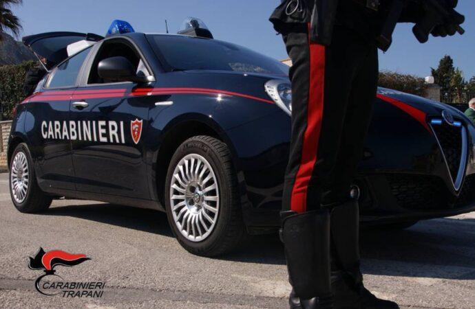 Controlli dei carabinieri di Trapani, arrestati due fratelli