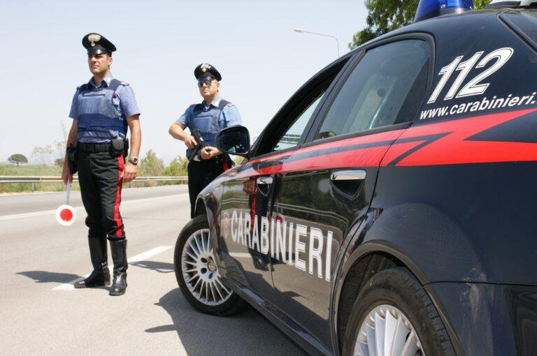 Danneggiamento e resistenza, un nigeriano arrestato dai carabinieri di Castelvetrano