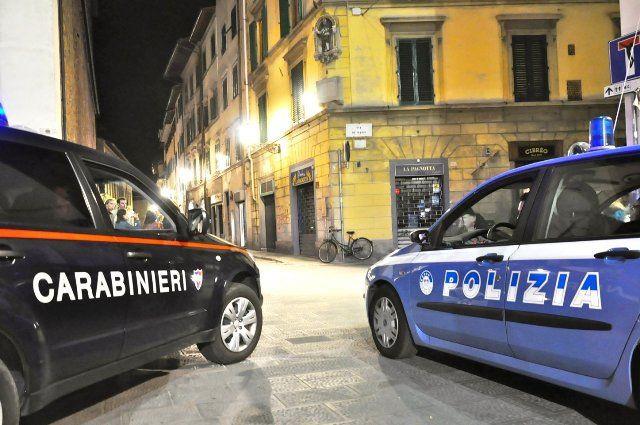 Un trapanese arrestato da polizia e carabinieri per una serie di furti in città