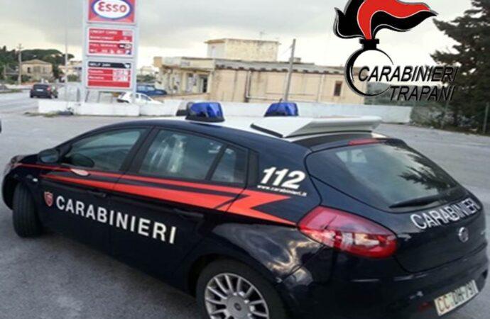 Un castelvetranese arrestato dai carabinieri per rapina