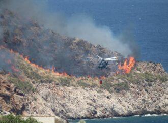 Incendi, conclusa la campagna 2020 che ha visto coinvolti gli assetti dell'82° Centro Csar di Birgi