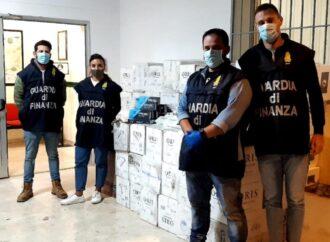 Traffico di sigarette, maxi-sequestro al largo di Tre Fontane