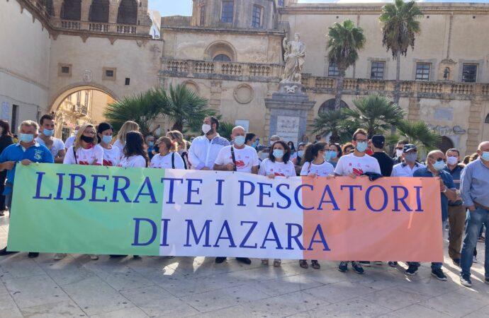 """VIDEO – """"Speciale Televallo"""" sulla manifestazione in favore dei marittimi sequestrati in Libia"""
