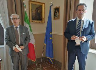 Marsala, il sindaco Grillo incontra il prefetto