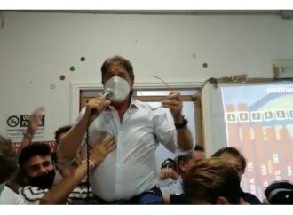 VIDEO – Campobello, Giuseppe Castiglione rieletto sindaco