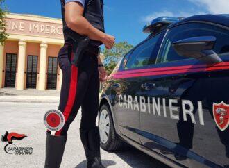 Rissa nel centro storico di Marsala, 4 persone arrestate dai carabinieri