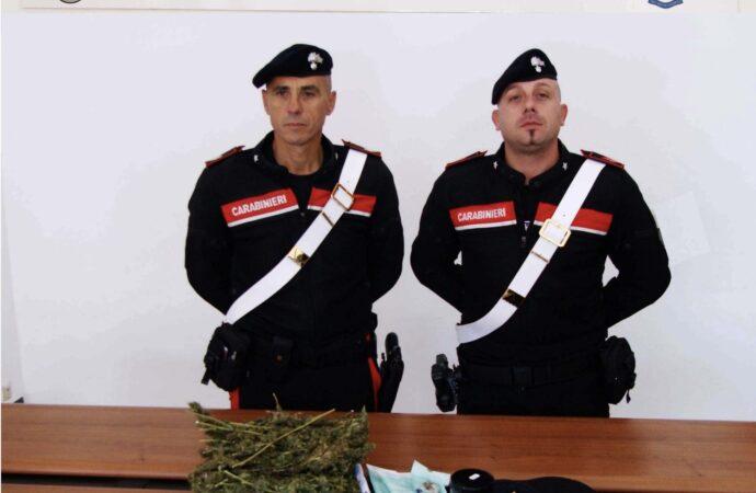 Controlli antidroga dei carabinieri a Marsala, scattano tre arresti
