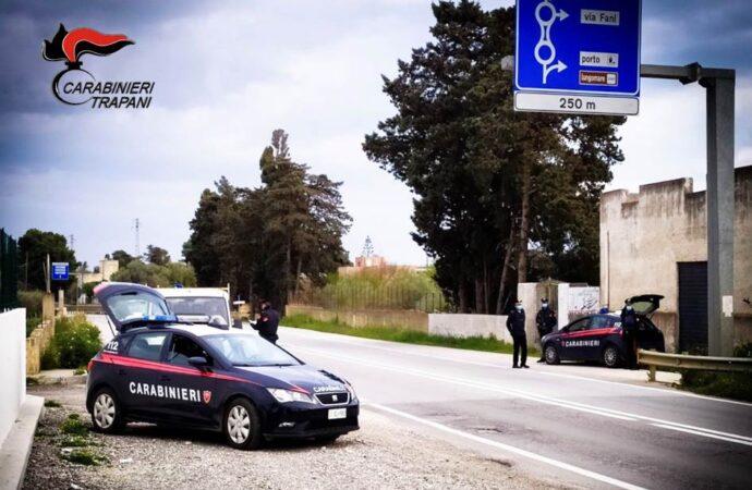 Controlli dei carabinieri di Mazara, scattano due arresti