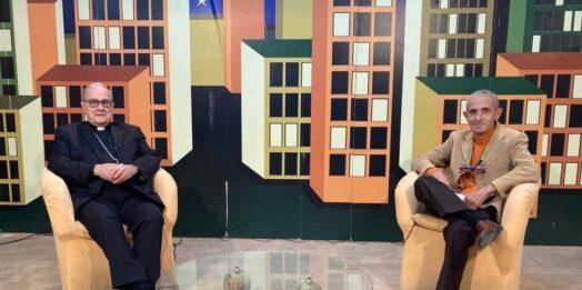 """VIDEO – Rubrica """"Il Punto"""", ospite il vescovo Domenico Mogavero"""