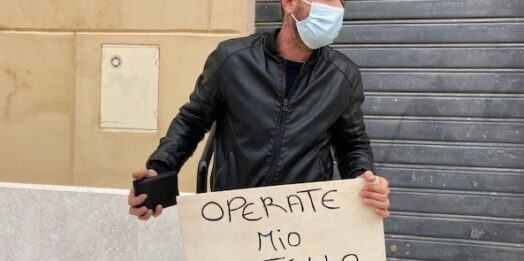 """VIDEO – """"Operate mio fratello"""", è l'appello del giovane Tommaso Gullo"""