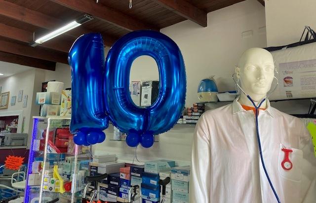 VIDEO – Orthotecnica Mazara festeggia 10 anni di attività