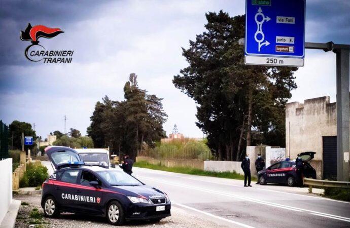 Contrasto ai reati ambientali, sequestrata un'azienda dai carabinieri di Mazara