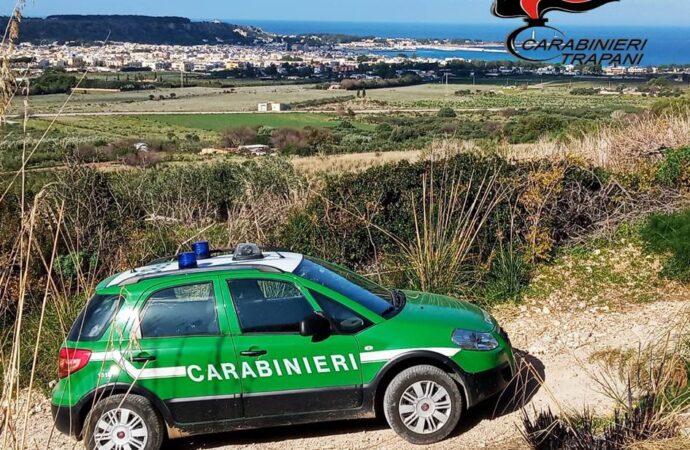 Campobello, denunciato un imprenditore per reati ambientali