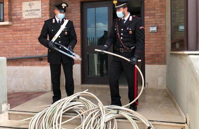 Tre giovani trapanesi arrestati sai carabinieri con l'accusa di furto