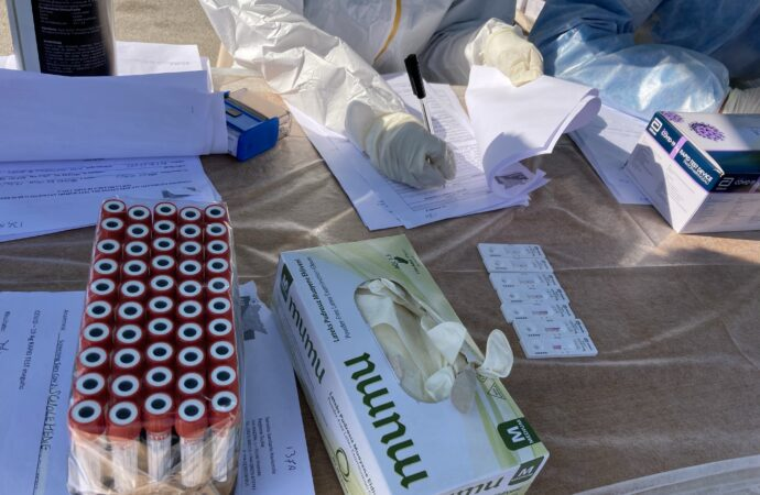 Marsala, screening della popolazione scolastica per valutare la ripresa delle attività didattiche