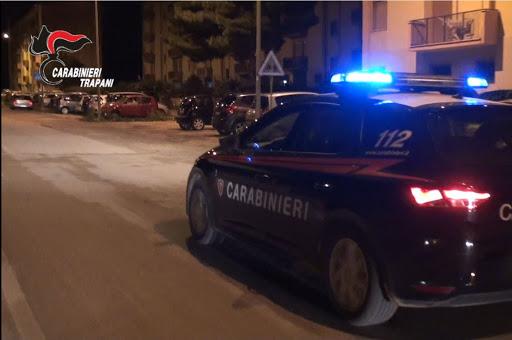 Due coniugi marsalesi arrestati dai carabinieri per spaccio di droga