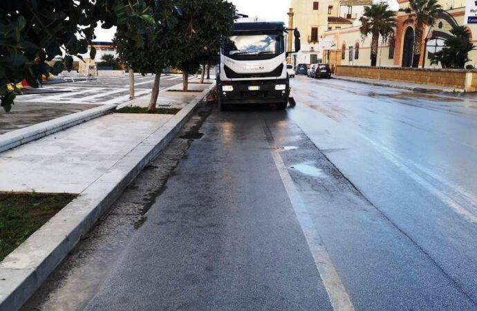 Mazara, al via il nuovo calendario di raccolta dei rifiuti e lo spazzamento meccanico delle strade