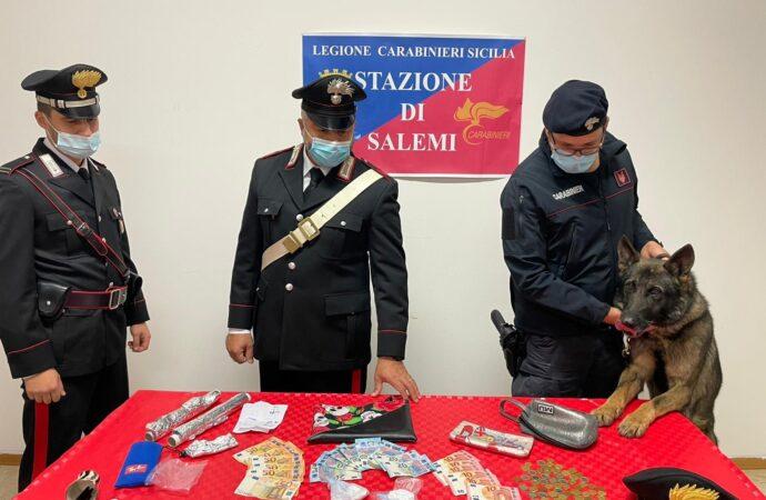 Salemi, un arresto per spaccio di droga