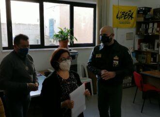 """L'82° Centro Csar di Trapani a sostegno dell'iniziativa """"L'Officina di Pinocchio"""""""