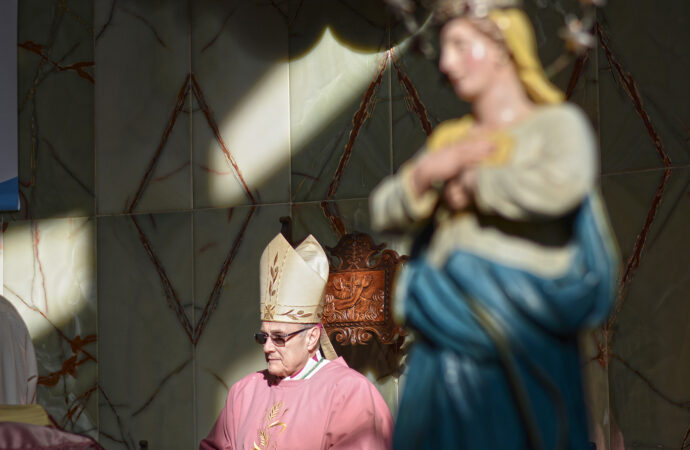 VIDEO  – Natale, gli auguri del vescovo della Diocesi di Mazara