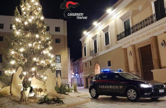 Mazara, 5 persone denunciate dai carabinieri durante un servizio straordinario di controllo del territorio