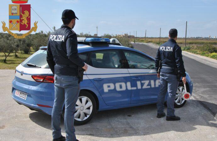 Trapani, due giovani arrestati dalla polizia per rapina