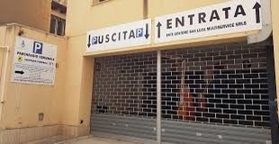 Mazara, parcheggio comunale  temporaneamente chiuso per Covid