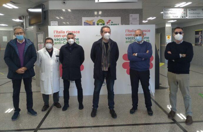 Marsala, al via la campagna di vaccinazione contro il Covid 19