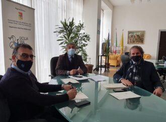 Palermo, incontro tra l'Ugl Sicilia e l'assessore regionale Scilla