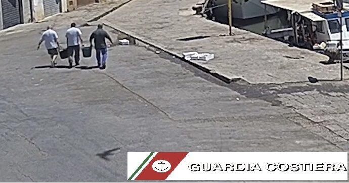 VIDEO  – Rifiuti nel Mazaro, ecco come sono stati incastrati i furbetti