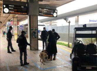 Operazione stazioni sicure, controlli a tappeto in Sicilia
