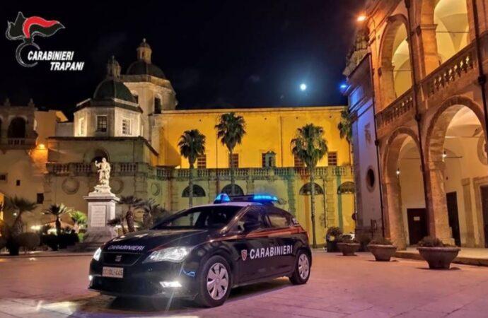 Provoca due gravi incidenti nel giro di una settimana a Campobello, denunciato dai carabinieri