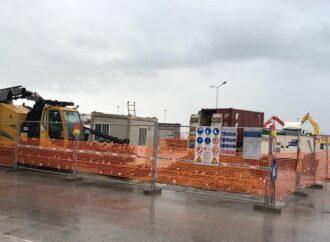 Mazara, nuova rete fognaria Trasmazaro e Tonnarella: interventi nel piazzale Quinci
