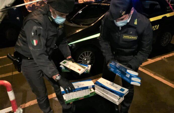 Palermo, sequestrati oltre 2,6 kg di tabacchi di contrabbando