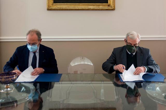 Siglato protocollo d'intesa tra la Prefettura e la Camera di commercio di Trapani