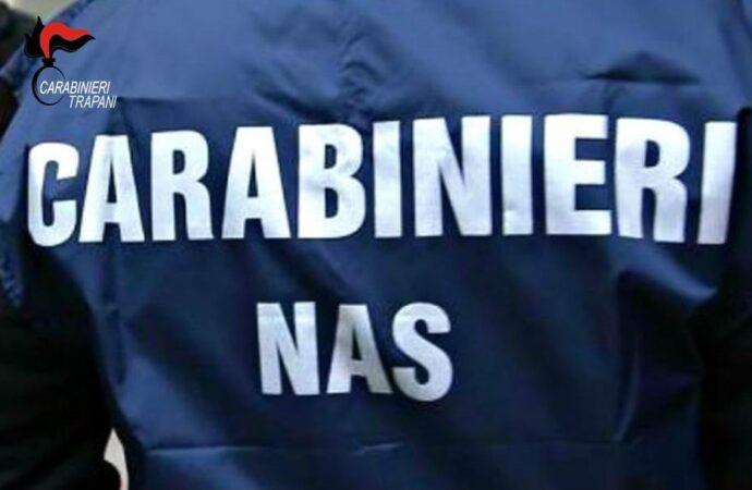 Controlli dei carabinieri del Nas e di Trapani, sequestrate 24 tonnellate di prodotti alimentari importati dalla Cina