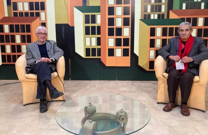 """VIDEO – Trasmissione """"Il Punto"""",  ospite Giovanni Quinci responsabile della comunicazione del centro studi La Città"""