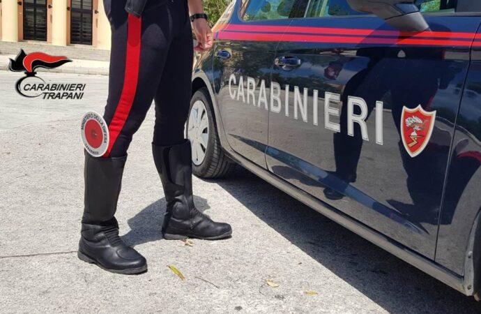 Marsala, i carabinieri sventano un furto
